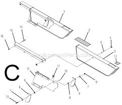 Ridgid Table Saw Parts Ridgid Ts3650 Parts List And Diagram Ereplacementparts Com
