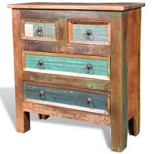 small storage chest arts and crafts buffet cottage oak tall