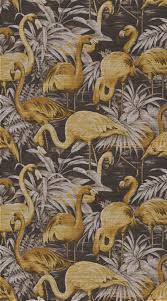 avalon flamingo wall coverings wallpapers from arte architonic