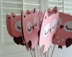 owl centerpieces owl centerpieces pink owl centerpieces owl birthday