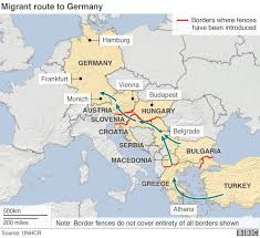 middle east map hungary hungary hits snags with squad to stop migrants news