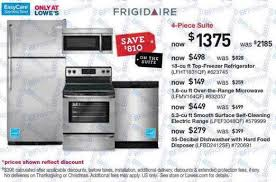 lowes appliances sales black friday lowe u0027s black friday ad is available the best deals from will the