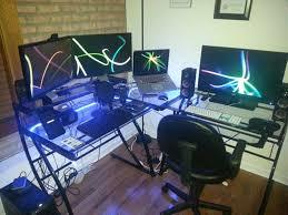 Pc Gaming Desk by L Shaped Computer Gaming Desk Decorative Desk Decoration