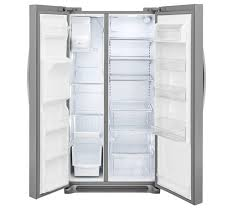 frigidaire gallery 22 2 cu ft side by side refrigerator
