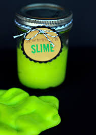 glow in the dark slime halloween parties crates and favors
