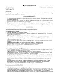 Facility Manager Resume Resume Facilities Manager Resume