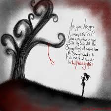 the hanging tree by incarnate on deviantart