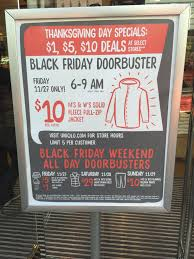 black friday deals on thanksgiving day uniqlo black friday doorbusters imgur
