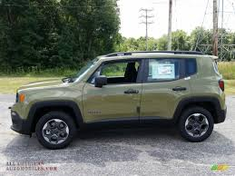 jeep renegade black 2015 jeep renegade sport 4x4 in commando green photo 3 c03575