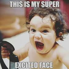 Excited Meme - i m like the pointer sisters over here i m so excited and i just