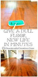 Homemade Hardwood Floor Cleaner Shine - shine dull floors in minutes wood laminate floors and woods