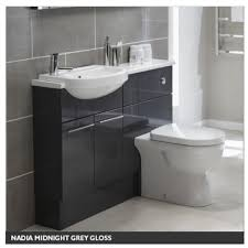 Utopia Bathroom Furniture by Nadia Midnight Grey Gloss 91 1600x1200 93 Jpg