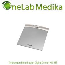 Timbangan Berat Badan Digital timbangan berat badan digital omron hn 283 onelab medika