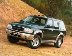 Ford Explorer Manual - ford explorer 4 0 1999 auto images and specification