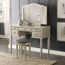 bedroom vanity glam bedroom makeup vanities joss main