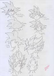 25 goku drawing ideas goku images goku hair