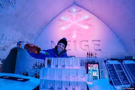 Hotel De Glace Canada by A Night At Quebec City U0027s Ice Hotel U2013 Northland Lifestyle Magazine