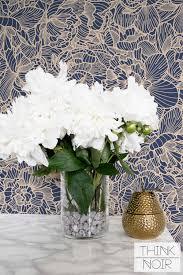 flower adhesive wallpaper floral removable or regular wallpaper