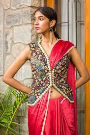 537 best saree blouse designs images on pinterest blouse