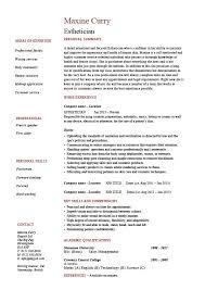 esthetician resume templates esthetician resume hair skin