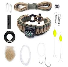 survival rope bracelet kit images The ultimate paracord survival kit bracelet jpg