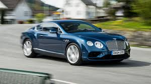 continental bentley first drive bentley continental gt 6 0 w12 speed 2dr auto top gear