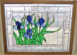 great ideas stained glass window panels home decor inspirations