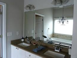 how to frame a bathroom mirror with molding molding around mirror bathroom border around bathroom mirror awesome