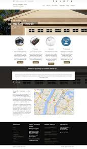 door repair wordpress theme