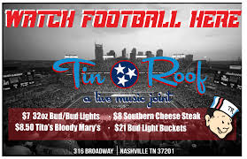 Sun Tan City Nashville Locations Nashville Bar Live Music Tin Roof Broadway