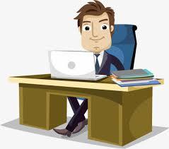 le petit bureau le petit bureau bureau table de bureau homme image png pour le
