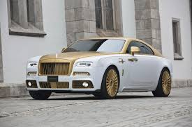 rolls royce ghost gold mansory u0027s rolls royce wraith palm edition 999 dazzles with gold