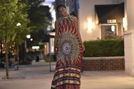 african print boho maxi dress colourful african print dress