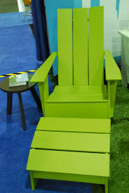Green Outdoor Chairs Exterior Design Green Shabby Chic Chair By Loll Designs For