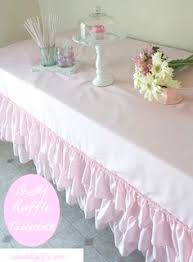 paper table cover with plastic liner the cutest ruffled streamers from plastic tablecloths tablecloth