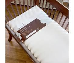 Memory Foam Mini Crib Mattress Baby Cribs With Mattress Naturepedic Organic Cotton Classic Crib