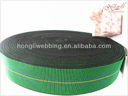 Rubber Upholstery Webbing Xinli Whosale Furniture Webbing Belt Malaysia Rubber Sofa Band