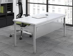 Panel Desk Modern Table Desk Home Design