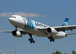 bureau egyptair with severe burns rushed to hospital after deplaning from