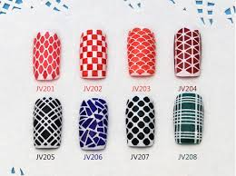 nail tip guide french tips new diy nail art tips tape guide