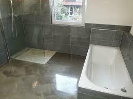 Badezimmer Badewanne Dusche Badewanne Auf Estrich Oder Fliesen Carprola For