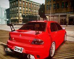 mitsubishi gta mitsubishi lancer evolution 8 gta4 mods com grand theft auto 4