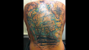 pirate ship tattoo wmv youtube