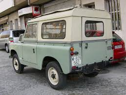 1970 land rover 1970 land rover santana 88 manufactured in spain by santan u2026 flickr