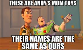 woody and buzz meme bbycousin 3 pinterest meme awkward and