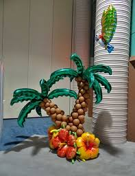 balloon arrangements los angeles 21 best tropical balloon decor images on tropical