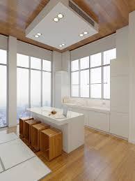 Minimal Interior Design by High Rise Apartment With Stunning Minimalist Interior