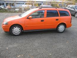 opel kadett wagon opel astra 1 6 twinport comfort caravan station wagon 2004 used