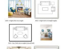 Living Room Seating Arrangement by Rosen Design Living Room Seating Arrangements Furniture Layout