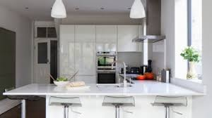 White Gloss Kitchen Ideas White Kitchens With The Wow Factor The Room Edit